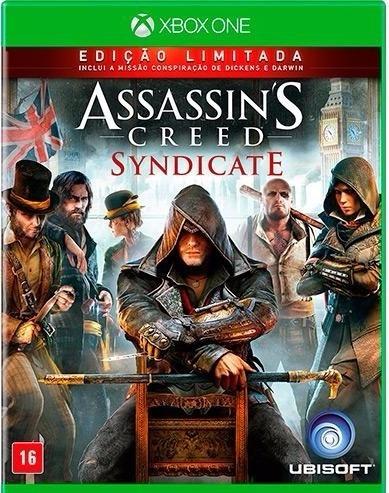 Assassins Creed Syndicate Ed Limitada (física) Xbox One Novo