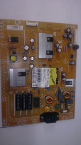 Placa Da Fonte Tv Philips Led Modelo 39 Pfl 3008d/78