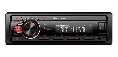 Imagem 1 de 4 de Media Receiver Bluetooth Pioneer - Mvh-s218bt