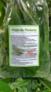 Hojas De Pimienta Gorda/jamaica 1kg. Misantla,ver.