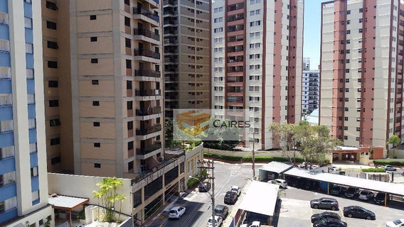 Apartamento Com 1 Dormitório Para Alugar, 60 M² Por R$ 900/mês - Botafogo - Campinas/sp - Ap4481