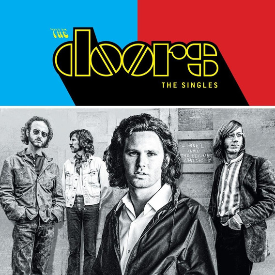 The Doors The Singles 2 Cd + Blu Ray Nuevo Import En Stock