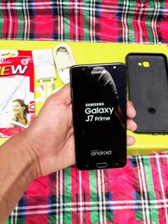 Samsung J7 Prime 16gb Como Nuevo Libre
