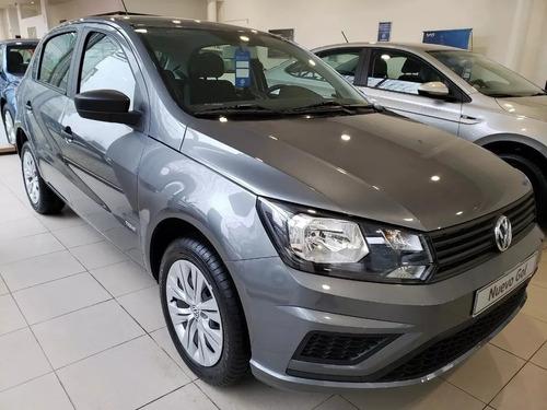 Volkswagen Financia Gol Trend 0km Cuotas Fijas Tomo Motos G-