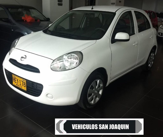 Nissan March Sense Mecanico 1600cc 2014