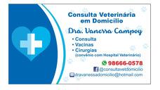 Consulta Veterinária Em Domicílio
