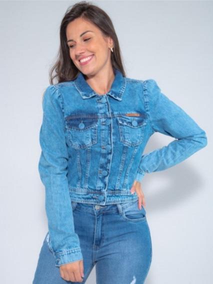 Jaqueta Jeans Feminina Revanche