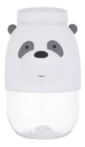 Garrafa Panda Ursos Sem Curso Miniso