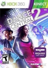 Kinect Dance Central 2 Xbox 360 Con Portada
