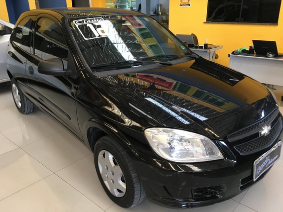Sem Entrada - 48x De R$499,00 - Gm / Celta Ls 1.0 Flex 2012