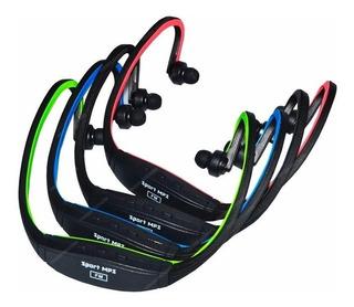 Auricular Vincha Running Sport Mp3 Micro Sd Hasta 32gb