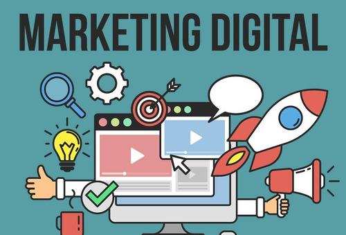 Imagem 1 de 1 de Marketing Digital