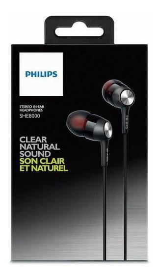 Fone Philips She 8000