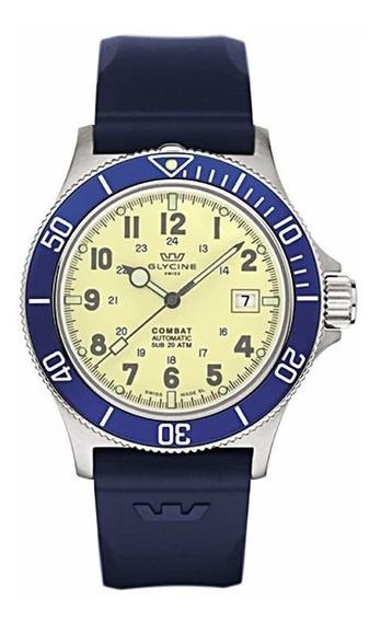 Reloj Automatico Glycine Combat Sub