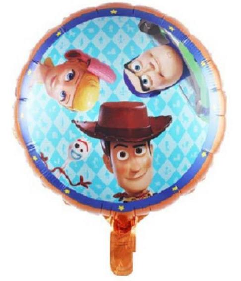 10 Globos Toy Story 4 Miden 45 Cm. Envío Incluido