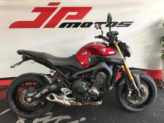 Yamaha Mt 09 Abs 2017 Vermelha