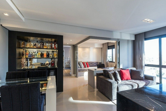 Apartamento Em Cristal Com 2 Dormitórios - Lu431263
