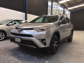Toyota Rav4 2.5 S.e. 4wd 2018, Nuevecita. Garantia