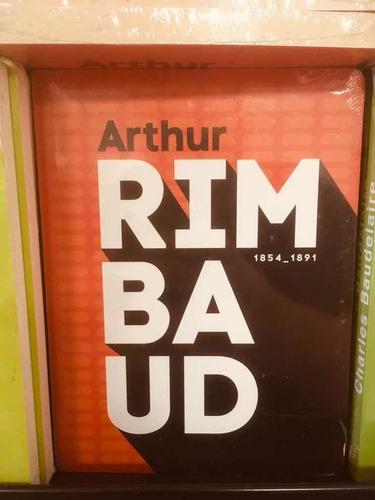 Rimbaud 1854/1891 - Colección Poesía El País - Nuevo