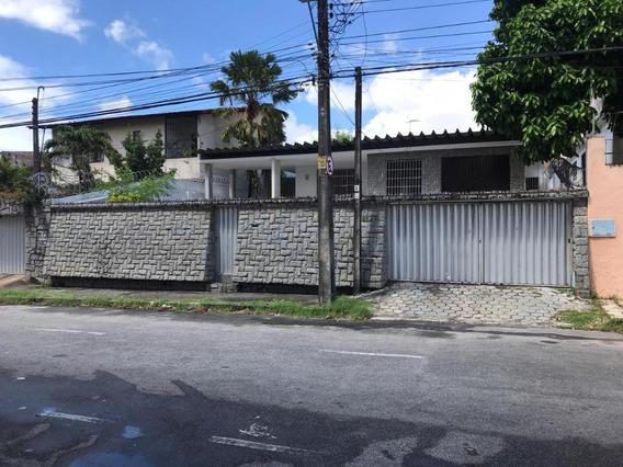 Casa Com 4 Dormitórios Para Alugar, 350 M² Por R$ 3.300/mês - Parquelândia - Fortaleza/ce - Ca0295