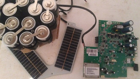 Vendo Placa Solar E Placa Satelite E Baterias