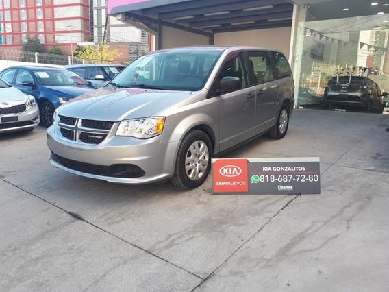 Dodge Grand Caravan 2018 3.7 Se At