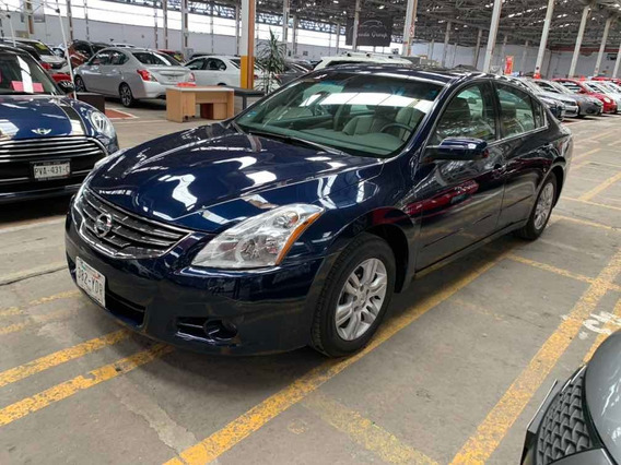 Nissan Altima 2.5 Sl High At Piel Qc Cvt 2012
