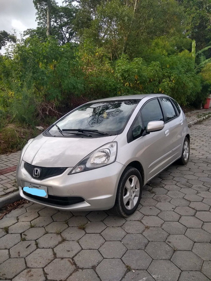 Honda New Fit 2010 1.4 Lx 16v Flex 5p Manual