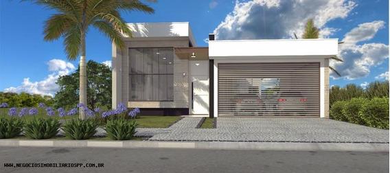 Casa Em Condomínio Para Venda Em Presidente Prudente, Condomínio Residencial Valencia I, 3 Dormitórios, 1 Suíte, 3 Banheiros, 2 Vagas - 5971012