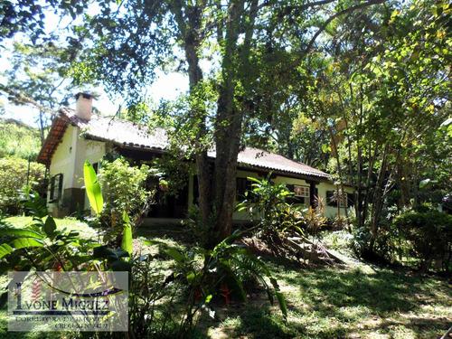Imagem 1 de 15 de Casa Em Village São Roque  -  Miguel Pereira - 2848