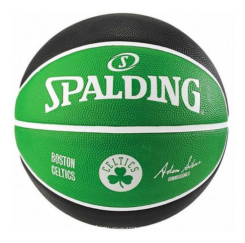 Pelota Balon De Basquet Spalding Boston Celtics Nba Nº 7