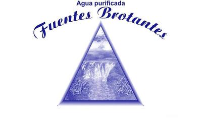 Purificadora De Agua Fuentes Brotantes