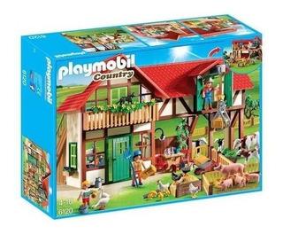 Gran Granja De Playmobil