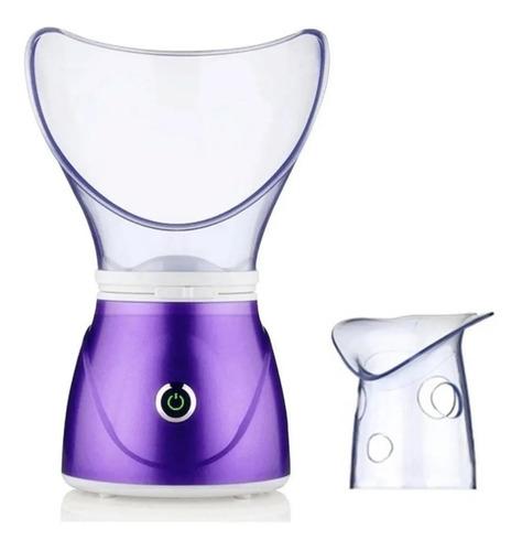 Imagen 1 de 7 de Sauna Facial Profesional Vaporizador Limpia Hidratante