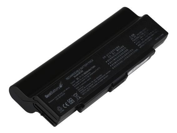 Bateria Para Notebook Sony Vgp-bpl9 - 9 Celulas Até 5 Horas