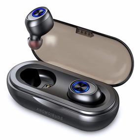 Fone De Ouvido Sem Fio Bluetooth Tws V5.0