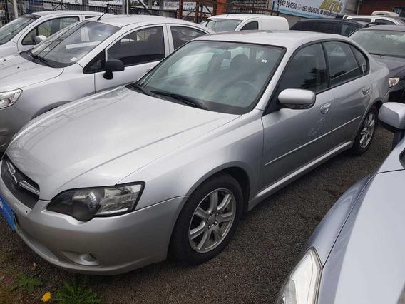 Subaru Legacy 2005 Plateado Full Automatico
