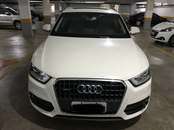 Audi Q3 2.0 Tfsi Ambiente S-tronic Quattro 5p Blindado!!