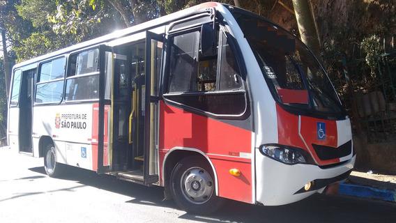 Micro Onibus Volkswagen9150 Ibrava Apollo 2010/2011 23l 2p