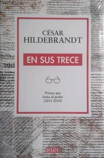 Hildebrandt En Sus Trece - César Hildebrandt - En Sus Trece