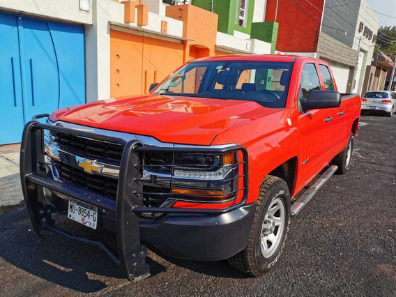 Chevrolet Silverado 5.3 2500 Cab Ext Ls 4x2 Mt 2016