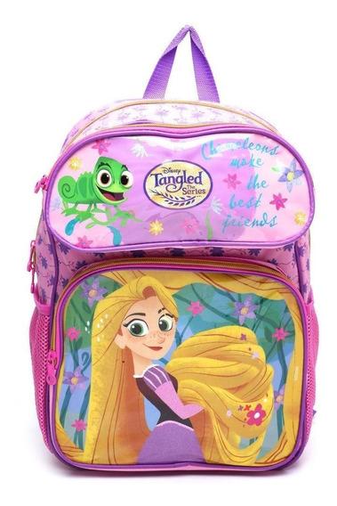Mochila Escolar Infantil Costa Rapunzel Dermiwill Costa