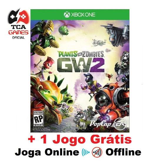 Plants Vs Zombies Garden Warfare 2 Xbox One Mídia Digital