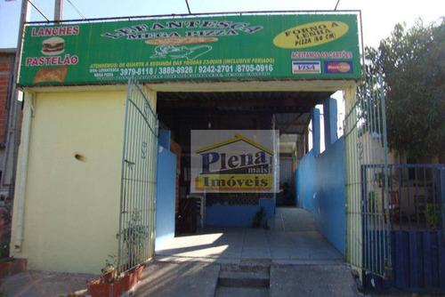 Salão Comercial À Venda, Agricola Santa Clara, Monte Mor. - Sl0187