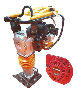 Vibroapisonador Motopison Lq Honda Gx160 Pison Compactador