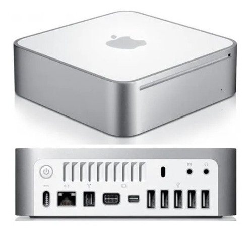 Mac Mini (2009) 2 Ghz Core 2 Duo / 8gb Ram / 120 Gb Ssd