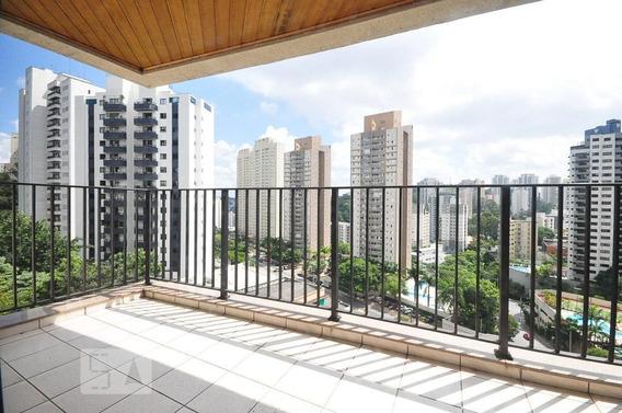 Apartamento Para Aluguel - Panamby, 4 Quartos, 135 - 892798437