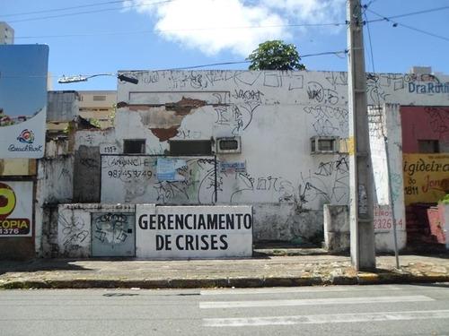 Terreno Para Alugar Na Cidade De Fortaleza-ce - L11864