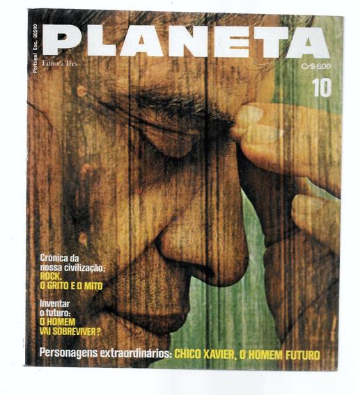Luc033 Revista Planeta Nº 10 - Editora 3 - Junho 1973