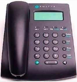 Zultys Telefone-ip 2x2 Preto